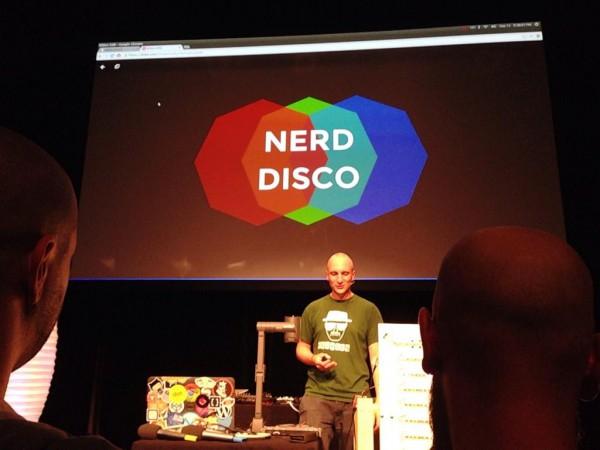 Nerd-Disco